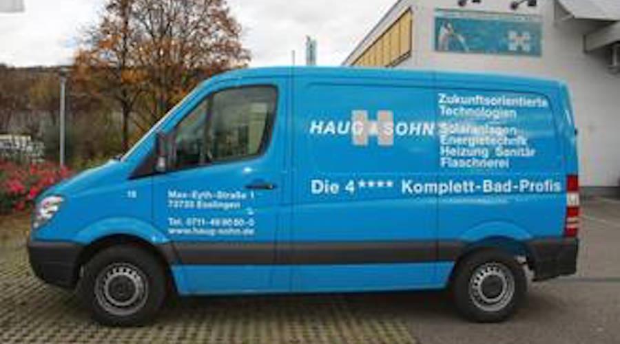 Haug und Sohn - Kundendienst in Esslingen und Stuttgart