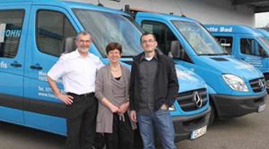 Vom Flaschnerbetrieb zum Top-Dienstleister rund um die Haustechnik - Team