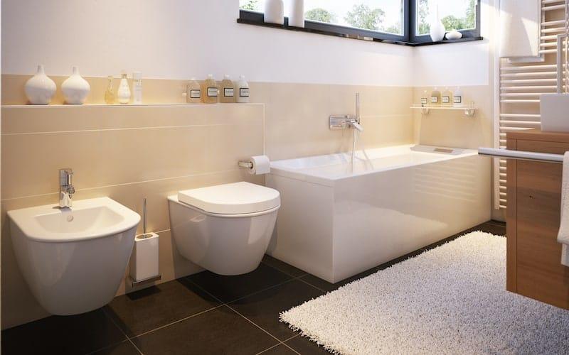 Kleines Bad gestalten - Tipps zur Badsanierung